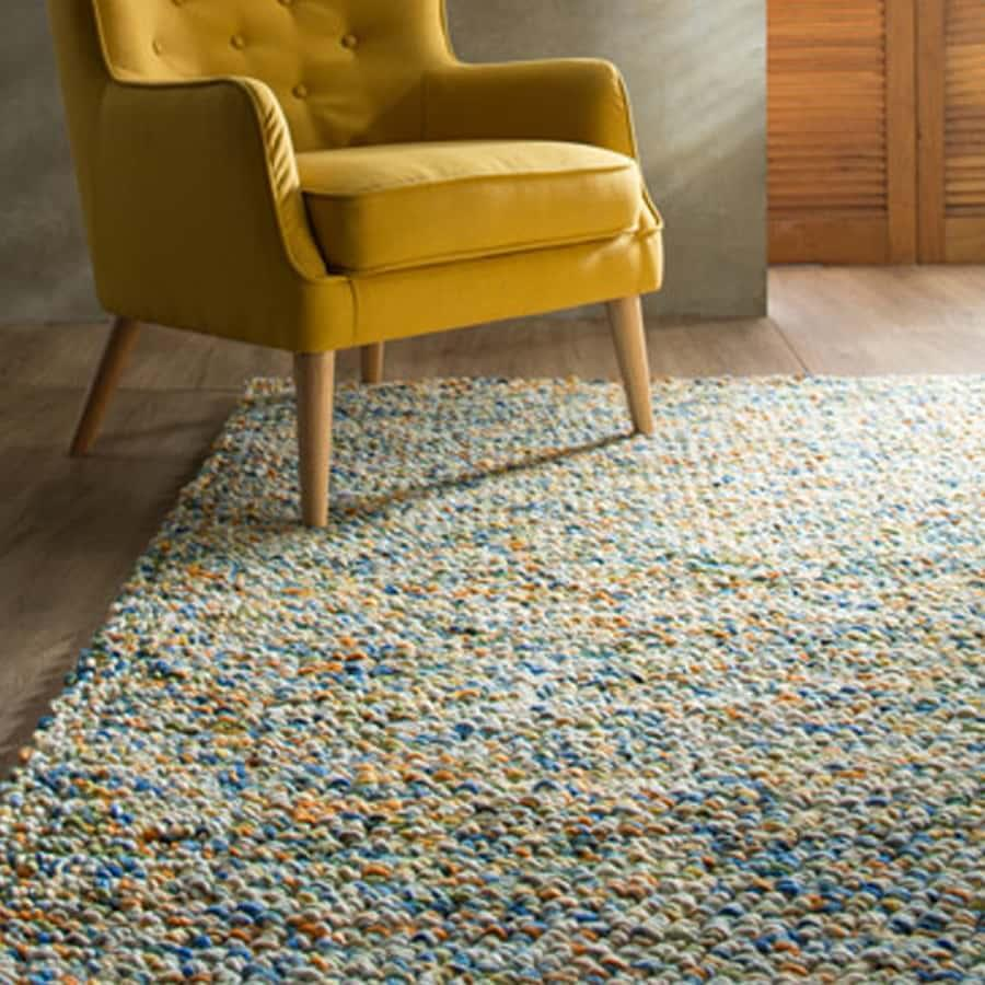 Volume Rug - Sweet Orange [Size: Small 160x230cm]