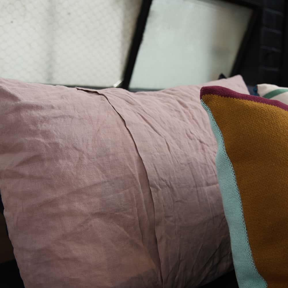 Linen Pillowcases - Dusk