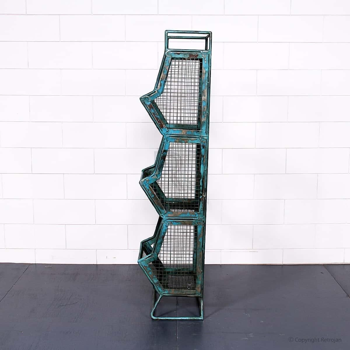 Peter Industrial Magazine Rack