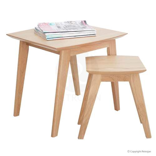 Harper Nest of Tables - Oak
