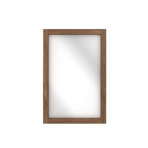 Ethnicraft Teak Light Frame Mirror - 60cm