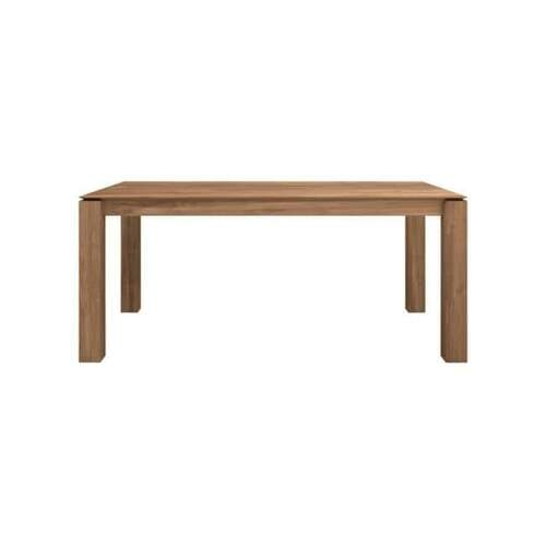 Ethnicraft Teak Slice Extension Table 160cm to 233cm