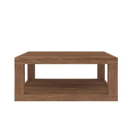 Ethnicraft Teak Duplex Coffee Table 80cm