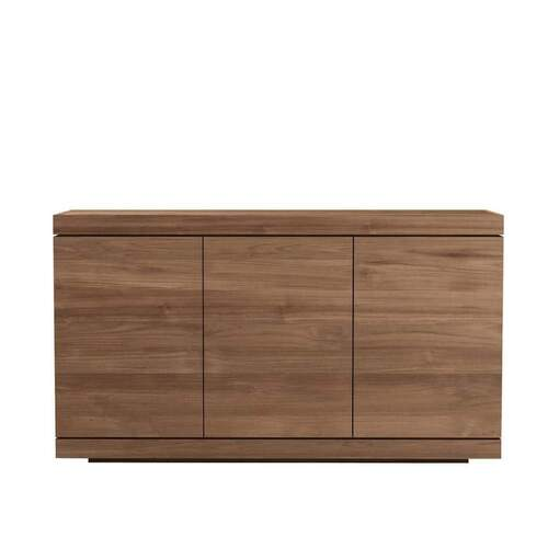 Ethnicraft Teak Burger Sideboard - 3 Doors