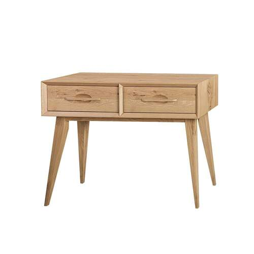 Eliza Contemporary Console Table with Drawer