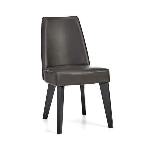 SET OF 2 Maddox Dining Chair - Bonded Leather
