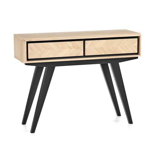 Maddox Contemporary Rectangular Console Table