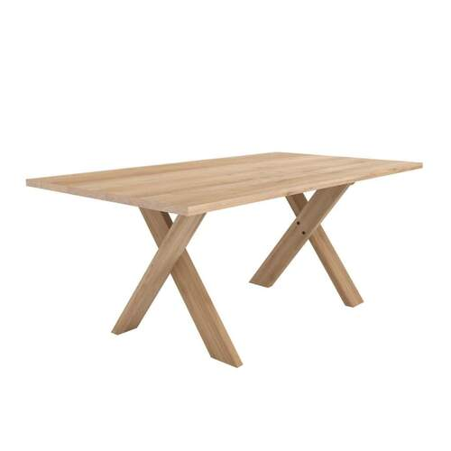 Ethnicraft Oak Pettersson Dining Table 180cm