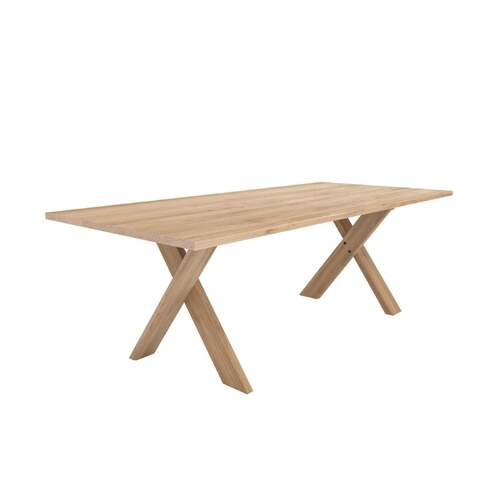 Ethnicraft Oak Petersson Dining Table 250cm