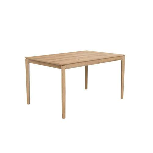 Oak Bok Extendable Table - 140cm/220cm