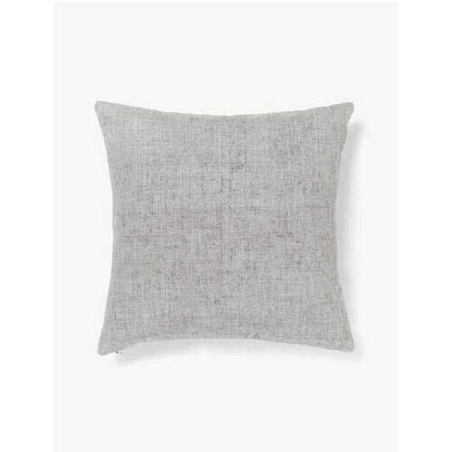 Aura Home Vintage Linen Cushion - Pebble