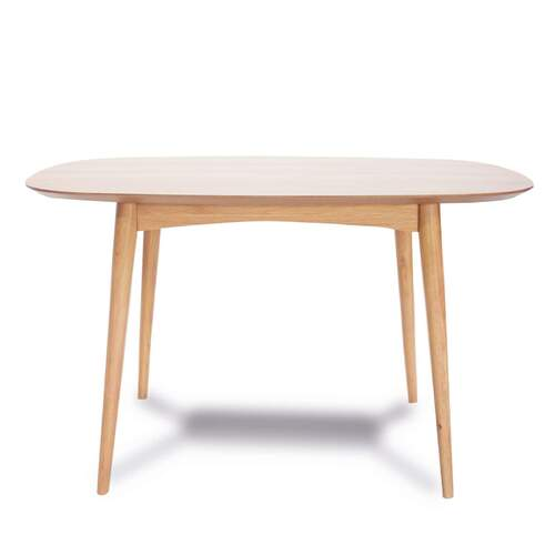Mia 4 Seater Dining Table - Oak