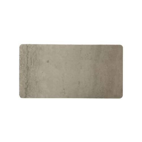 Rectangle Stone Tray - Tundra