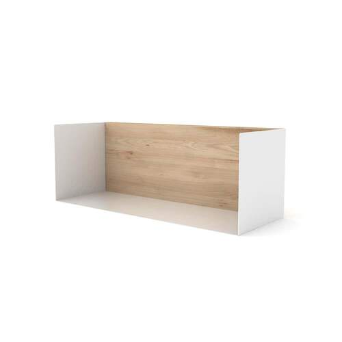 Ethnicraft U Shelf Medium - White