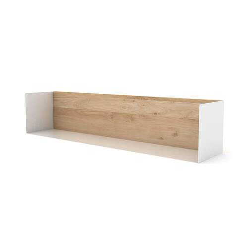 U Shelf Large - White