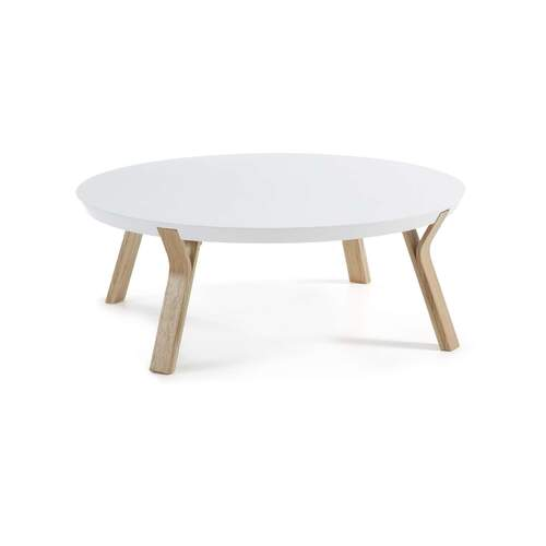 Niam Coffee Table - White