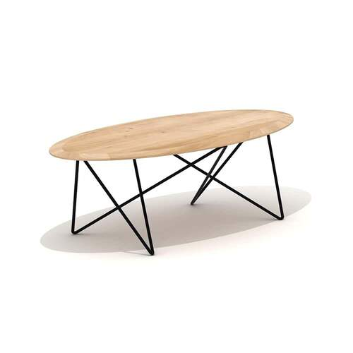 Ethnicraft Orb Coffee Table - Black