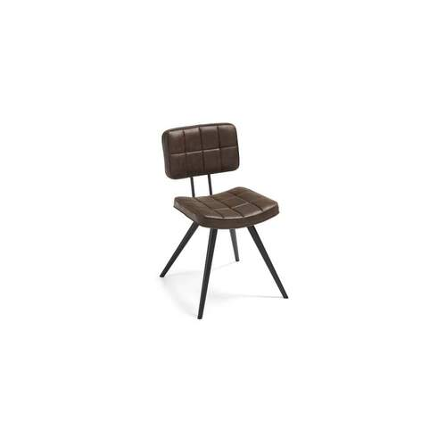 SET OF 2 Lola Chair Seat - Brown
