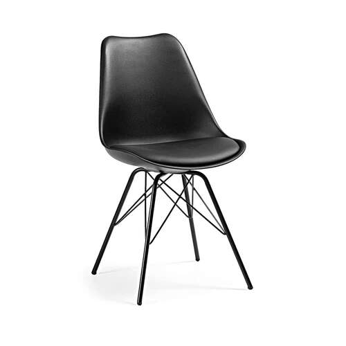 Zadie Designer Chair - Black