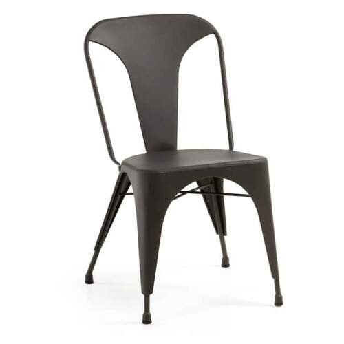 SET OF 4 Danae Outdoor Chair - Graphite