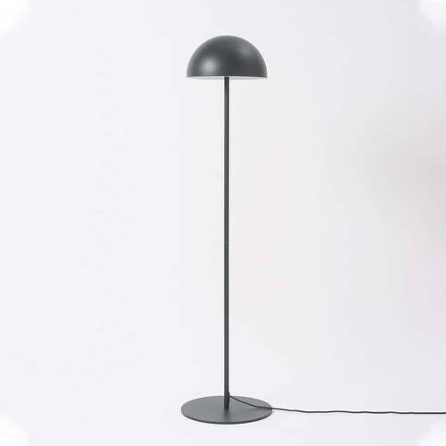 Dome Floor Lamp - Charcoal