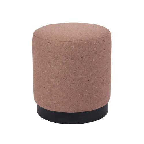 Tribeca Ottoman Small - Woli Clay