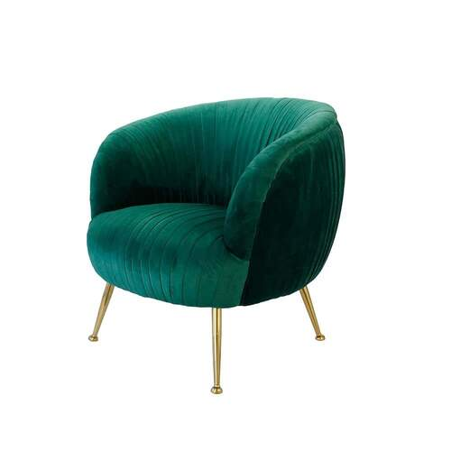 Perugia Arm Chair Green