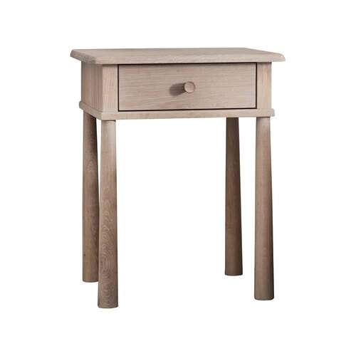 Concord 1 Drawer Bedside Table