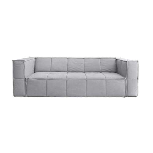 Couch 3.5 Seater - Ash Grey