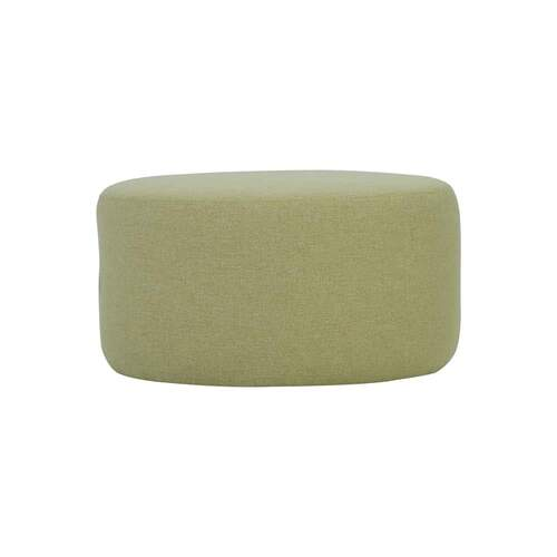 Otis Ottoman Medium - Tea Green