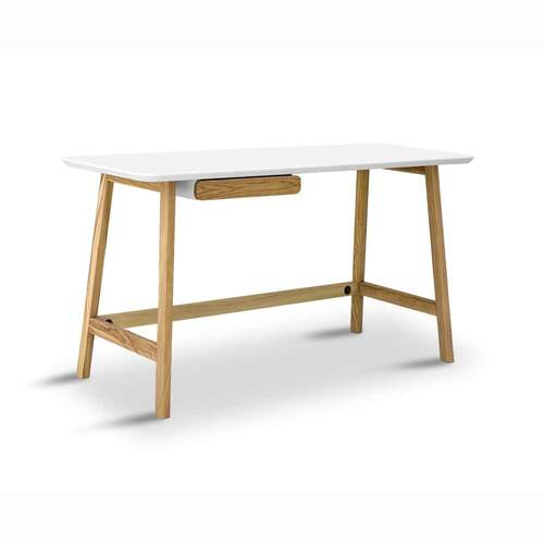 Ryan Office Desk - Natural