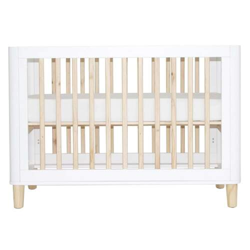 Incy Teeny Cot - White