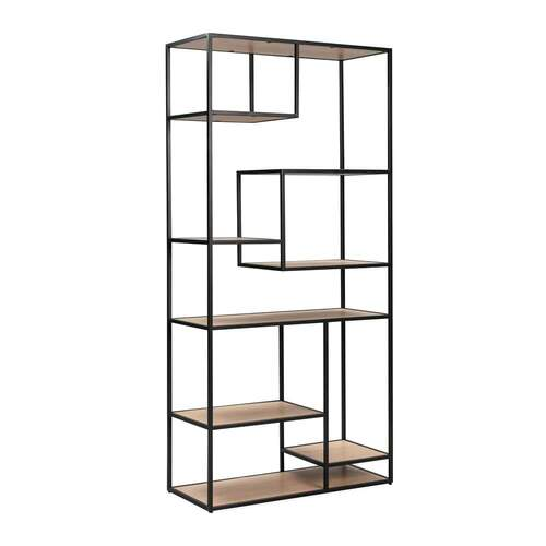 Method Shelving Unit - Oak