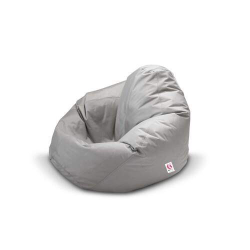 Indosoul Monsoon Outdoor Bean Bag - Silver