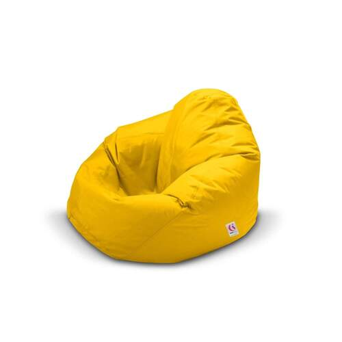 Indosoul Monsoon Outdoor Bean Bag - Yellow