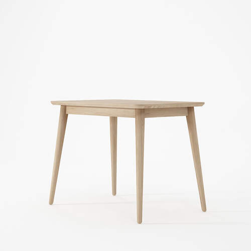 East Desk - Oak
