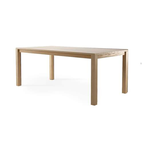 Solid Dining Table - Oak