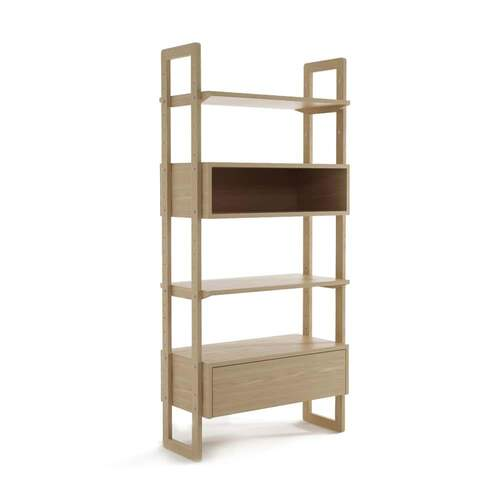 Soho Wall Unit - Oak