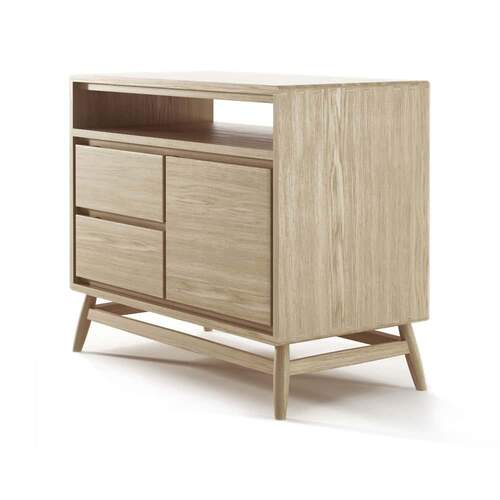 Twist Sideboard - Oak