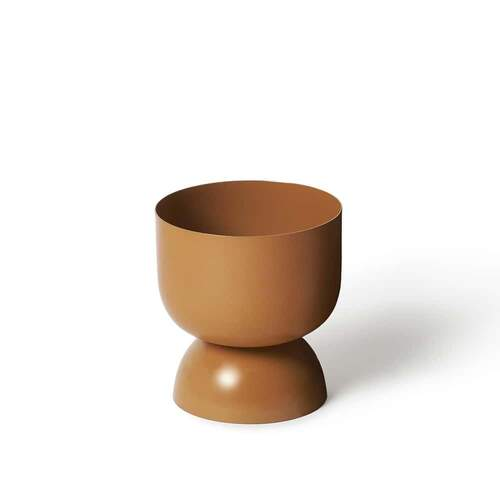 Goblet Planter Small - Nutmeg