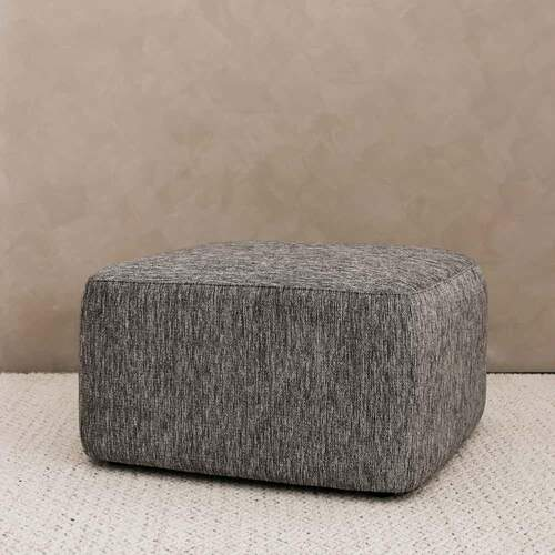 Northcote Square Highline Ottoman 64cm