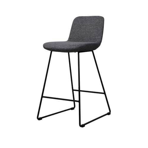 Traction Bar Stool - Enzimi Fabric 96
