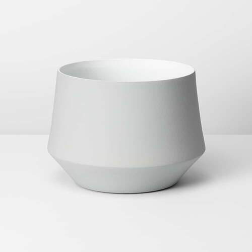 Samso Large Planter - Grey