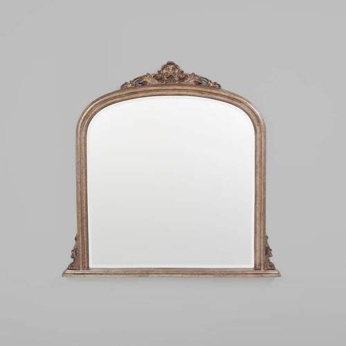 Domed Arch Mirror - Rustica