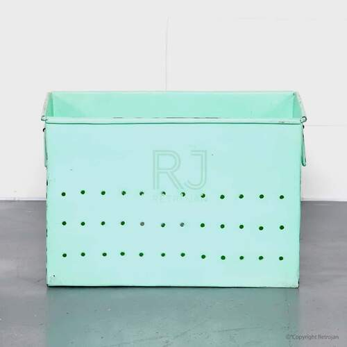Elliot Storage Box - Mint Green