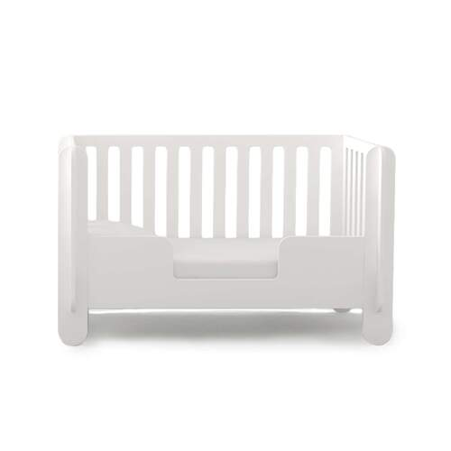 Elephant Toddler Bed Conversion Kit - White