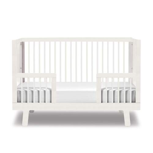 Sparrow Toddler Bed Conversion Kit - White