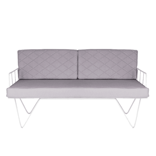 Space To Create Loop Two Seater - Grey