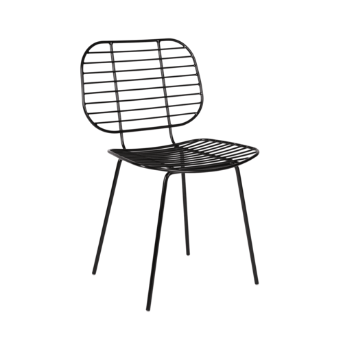 Racquet Chair - Black