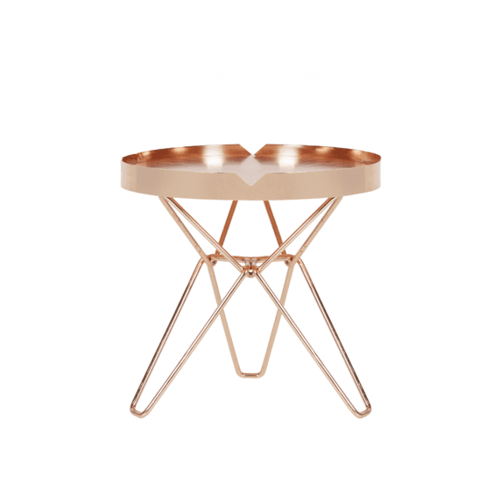 Spice Side Table - Copper